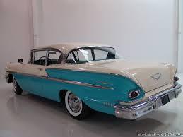 1958 CHEVROLET BELAIR 2-DOOR SEDAN — Daniel Schmitt & Company