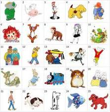 can you name the por children s book characters shown below by schouw games trivia by sporcle