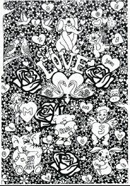 Mooie Valentijn Kleurplaten Van Suzanne Amels 460 Kleurplaten 2