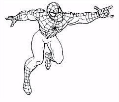 Kleurplaten Spiderman 3 Kleurplaten Spiderman 3 S7tl31ead5