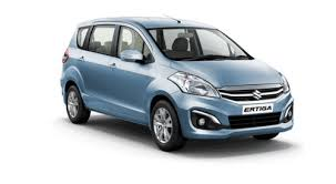 blue ertiga maruti suzuki car rs