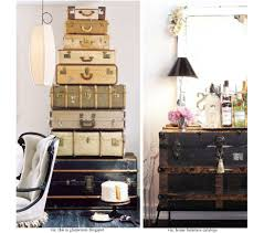 Vintage Luggage | Home Decor