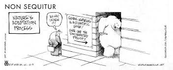climate change economics satire humor bear says global warming is a hoax come inside for details