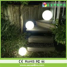 bright outdoor lighting. led illuminating ball outdoor lights for decoration magic super bright solar lighting n