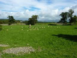 the prehistoric mayburgh henge is probably to nearby king arthur s round table with both estimated to be about 4000 years old