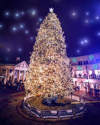 Christmas Lights Boston Area Faneuil Hall Tree Lighting Spectacular 12 03 19