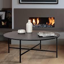 austin industrial coffee table