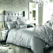 white silver bedding comforter sets king black and set beautiful size next