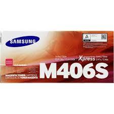 Оригинальный тонер-<b>картридж</b> Samsung <b>CLT</b>-M406S (пурпурный ...