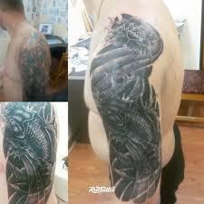 карп значение татуировок в россии Rustattooru