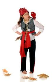 Pirate Costume Pattern Magnificent Homemade Pirate Costumes
