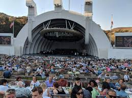 Hollywood Bowl Garden Box Seating Chart Hollywood Bowl Terrace 3 Rateyourseats Com