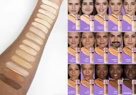 Benefit Foundation Colour Chart Why Do Beauty Brands Resist Diversifying Their Shade Ranges