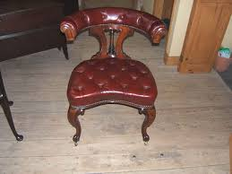 antique desk chair mid 19th century office chair