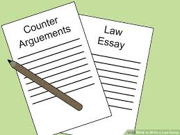 how to write a law essay pictures wikihow image titled write a law essay step 16