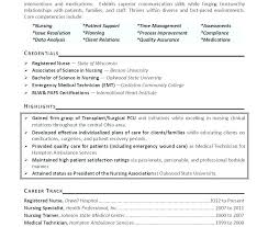 Entry Level Rn Resume Examples Sample Resume Entry Level Nurse