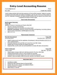Skills Section For Resumes 9 10 Resume With Skills Section Southbeachcafesf Com