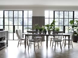 sheldrake oval extending table