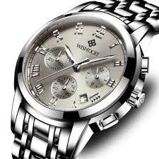 wishdoit mens watches top brand luxury chronograph quartz watch men military sport waterproof clock relogio masculino