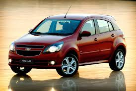Chevrolet Agile – pictures, information and specs - Auto-Database.com