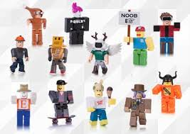 How To Get Roblox In Roblox Roblox Toys And Figures Awesome Deals Only At Smyths Toys Uk