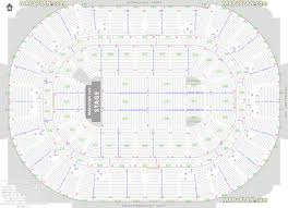 Inquisitive Verizon Center Seating Chart Rows Seat Numbers