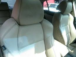 2008 acura tl seat covers leather