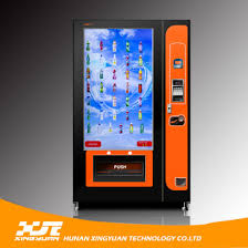 Snack Time Vending Machine Parts Extraordinary China 48 Selections Touch Screen Vending Machine For Drinks Snacks