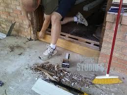 install prehung exterior door brick. backyards:photo10211402 install prehung exterior door cost to installing basement concrete brick diy a replace