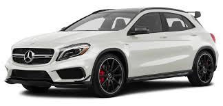 Amazon.com: 2016 Mercedes-Benz GLA45 AMG Reviews, Images, and ...
