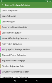 Commercial Loans Calculator Amazon Com Financial Calculators Appstore For Android