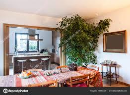 Mooi Appartement Interieur Woonkamer Stockfoto Zveiger 183955324