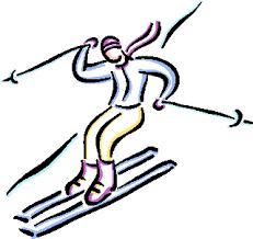 Image result for cartoon ski images