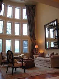 Two Story Living Room Curtains Heavenly Modern Living Room Design And Decoration Using Living