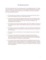 Professional Marketing Plan Template Templates At