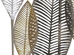laurem leaf metal wall art tap to expand