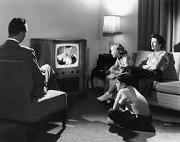 american television was dominated by cbs nbc and abc broadcast networks so powerful that they were known simply as the big three then a new