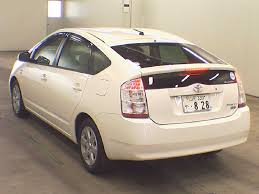 Japanese Car Auction Find – 2008 Toyota Prius S 10th Anniversary ...
