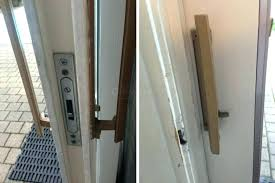pella door locks door locks astonishing patio door locks sliding patio door locks french door lock