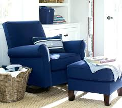 Navy Outdoor Cushions Full Size Navy Blue Outdoor Rocking Chair