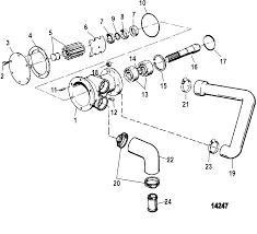 Mercruiser 170 engine diagram luxury КатаРог зÐ
