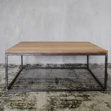 Full Size Of Coffee Table:awesome Reclaimed Wood Side Table Large Square  Coffee Table Industrial ...