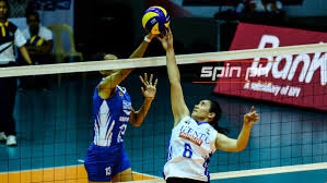Lady Eagle Jaja Maraguinot spreads wings while filling in for Deanna Wong