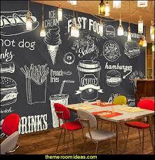 cafe wall decor kitchen with 34 blackboard wallpaper murals food wallpaper murals bistro popular