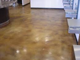 stained concrete floors diy cost crafting