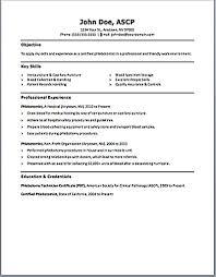 ... Sample Sensational Ideas Phlebotomist Resume Examples 13 Phlebotomy  Help ...