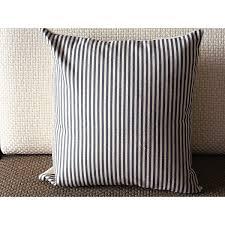 24 throw pillows. Exellent Pillows Linen Pillow  Gray White Stripes Geometrical Cover 18 For 24 Throw Pillows