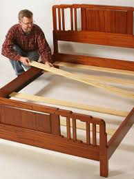 king size bed frame wood slats slats for bed frame what is a slat with pictures