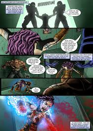 Door - A Jack Story Comic news - Mass Effect Fan Group - Mod DB
