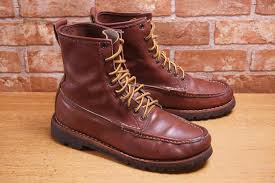 rus moccasin boots genuine leather